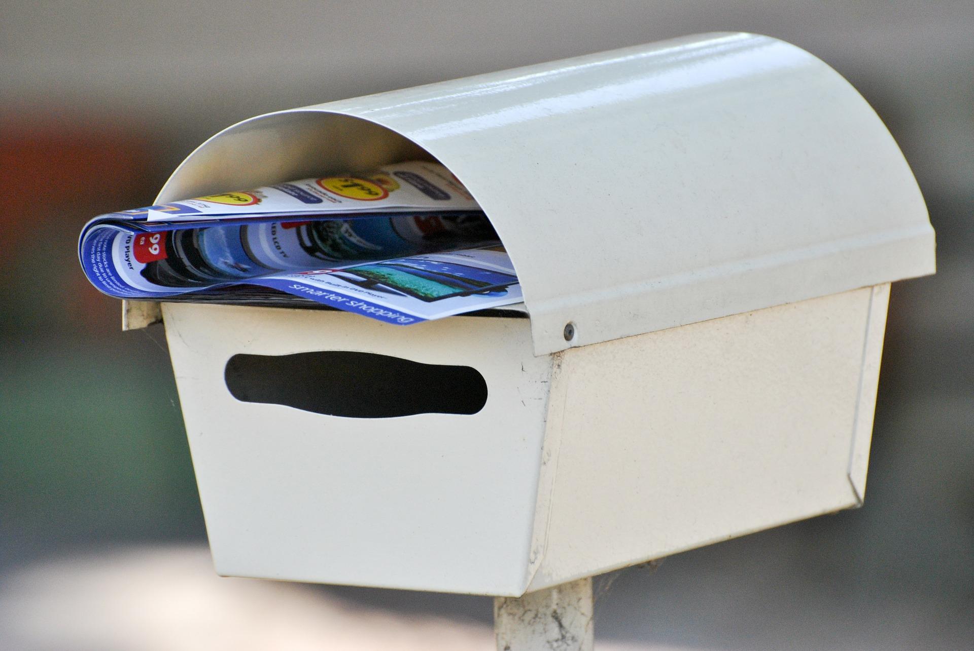 Folders niet ontvangen? Oorzaken en oplossingen
